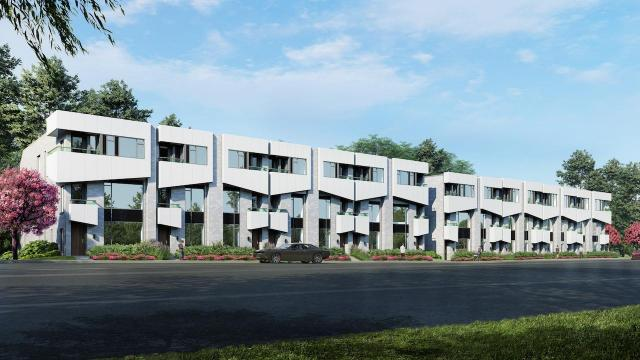 276 Finch East, Toronto, Northgrave Architects, Metroview Developments