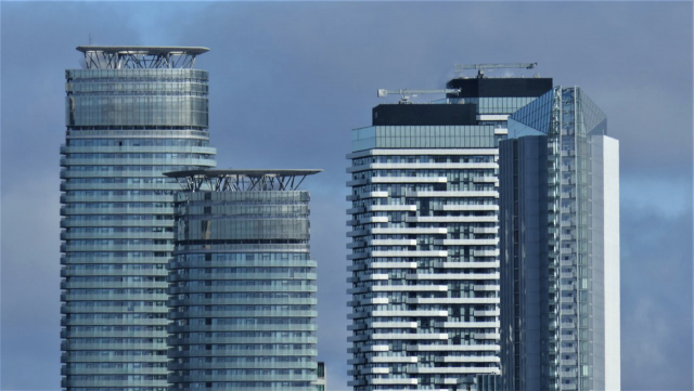 Photo of the Day, Toronto skyline, South Core