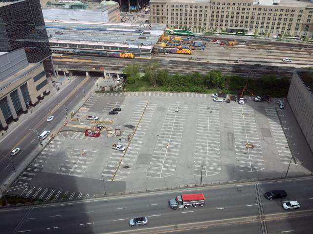 Throwback Thursday, CIBC Square, Toronto
