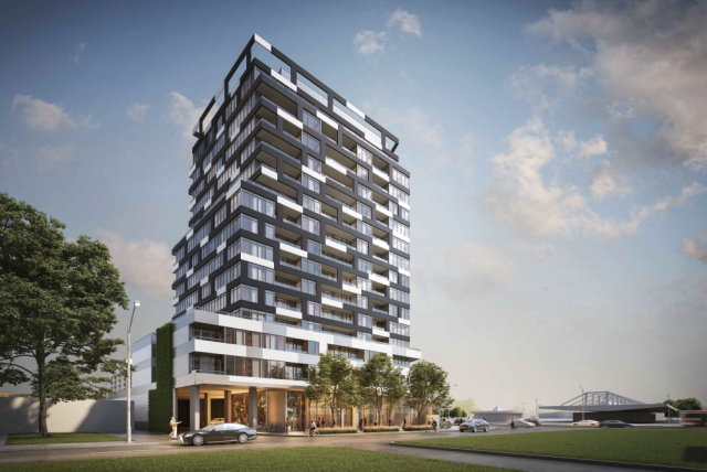 Choice Properties REIT, Futura Condos, Wallman Architects