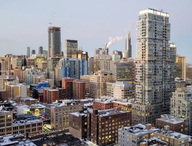 Photo of the Day, Toronto, skyline