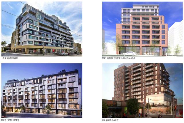 861 St Clair West, StudioAC, Ventin Group, Benvenuto Group, Toronto