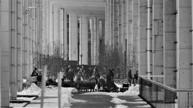 Photo of the Day, Toronto, The Bentway