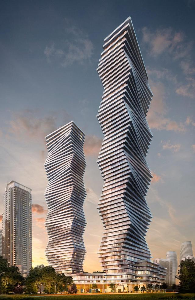 M City, Rogers Real Estate, Urban Capital, Core Architects, Mississauga