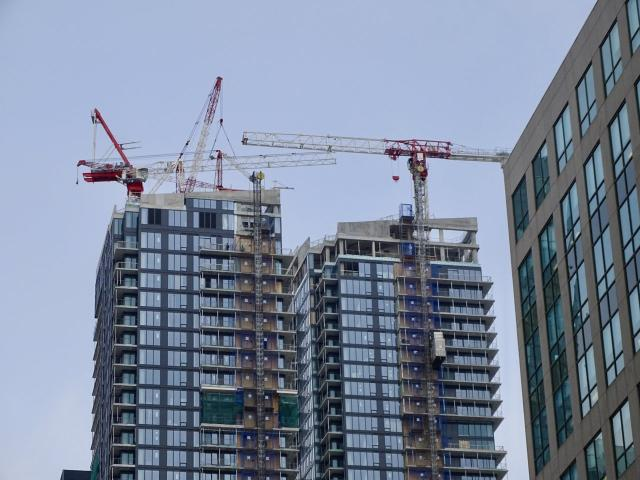King Blue Condos, Greenland Canada, IBI Group Architects, Toronto