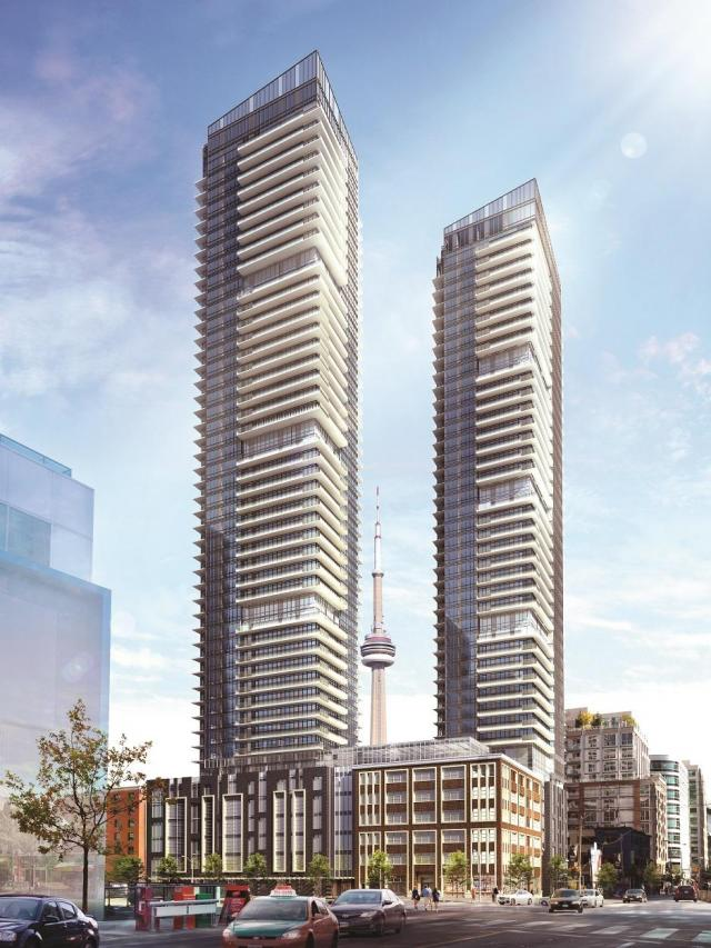 King Blue Condos, Greenland Canada, IBI Group Architects, Toronto