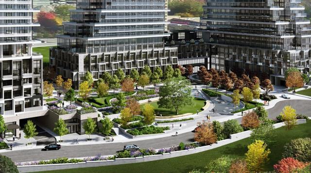 Auberge on the Park, Chateau, Tridel, Graziani + Corazza, Toronto