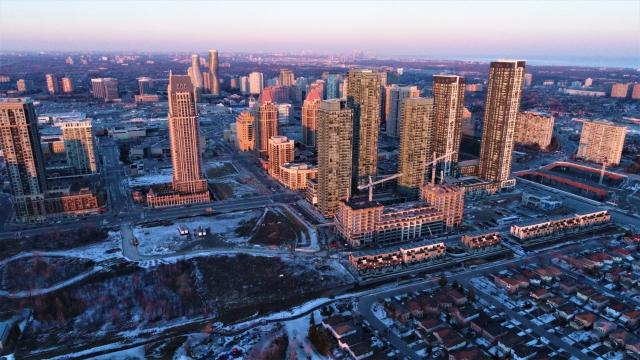 Photo of the Day, Mississauga, skyline