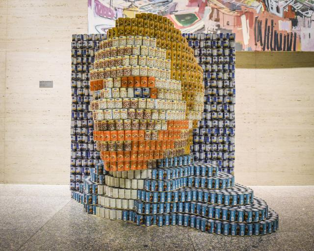 CANstruction 2019, Toronto, Daily Bread Food Bank