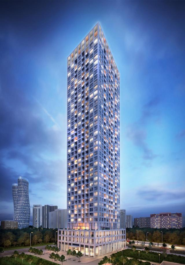 Edge Towers Phase 2, designed by Roy Varacalli for Solmar