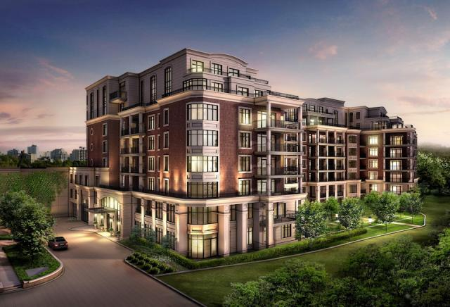Sherwood at Huntington by Kirkor for Tridel and Concert Properties