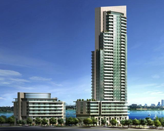 Ocean Club Condos by Beaverhall Homes and Graywood Developments