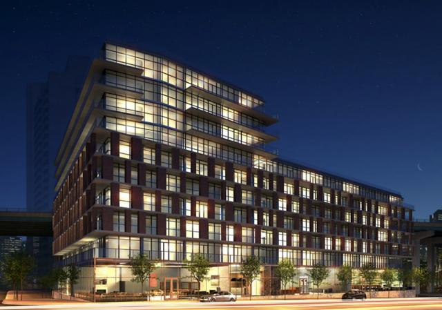 Garrison at The Yards Condos by the Onni Group