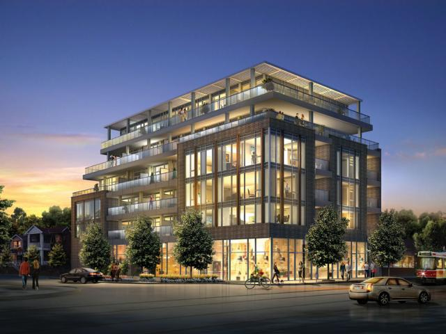 Lakehouse Beach Residences, image courtesy of Reserve Properties
