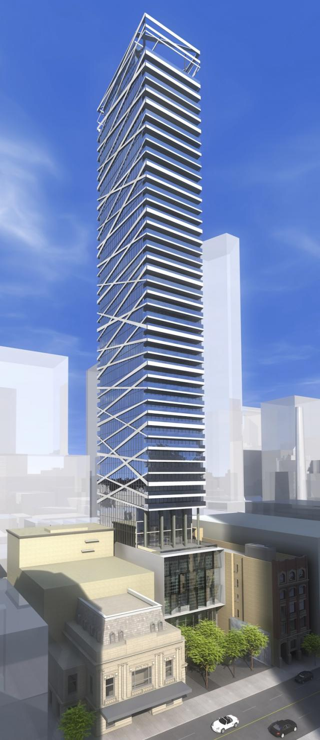 Theatre Park condos Toronto by Lamb Dev Corp, Niche Development and Harhay