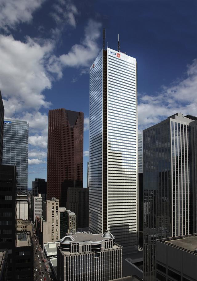 First Canadian Place Rejuvenation, image courtesy of Brookfield Properties