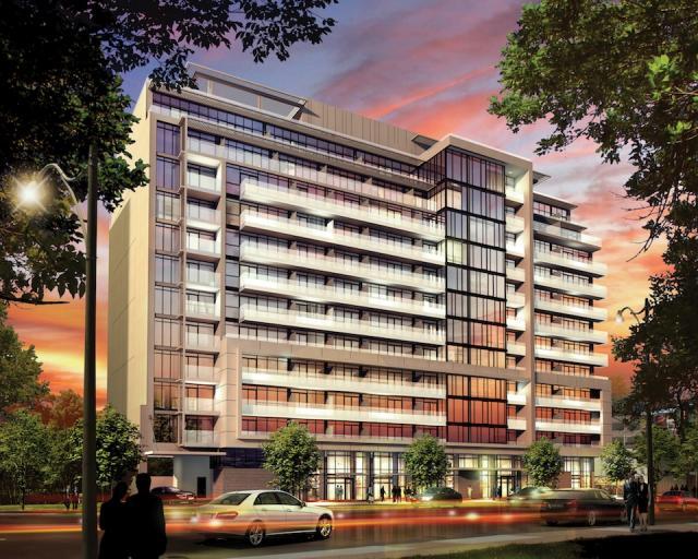 3018 Yonge condo Toronto by Lanterra Development, Hariri Pontarini, Munge Leung