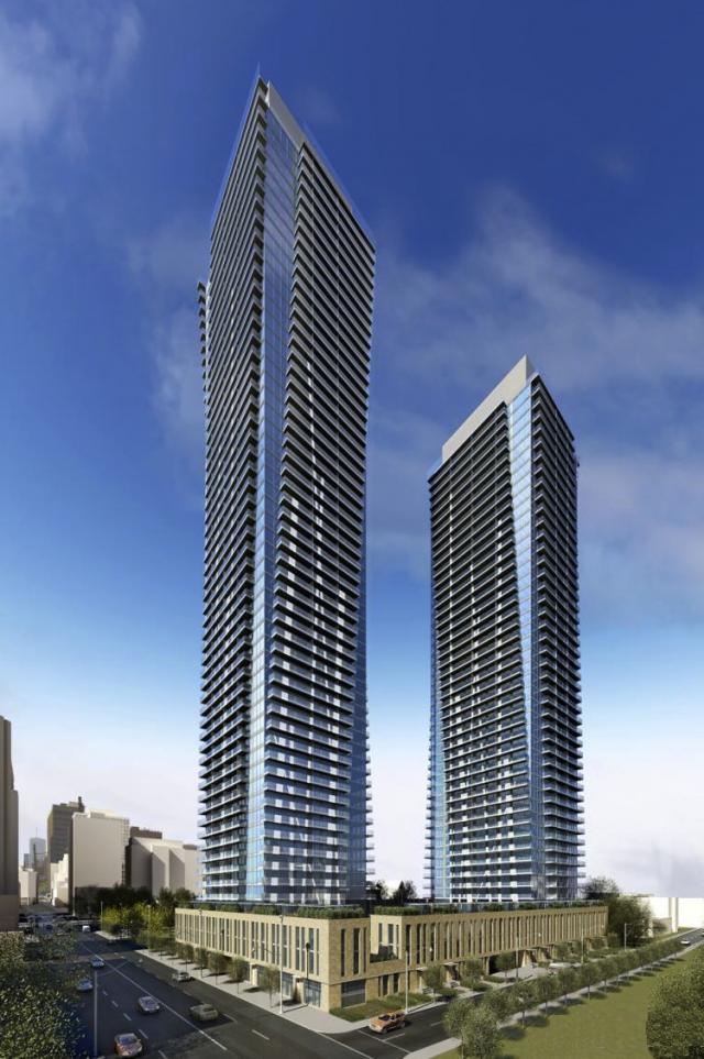 U Condos, Toronto, image courtesy of The Pemberton Group