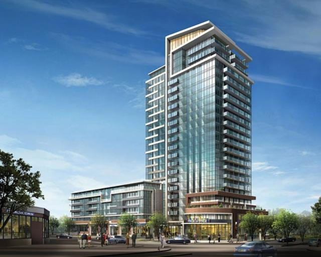 North Shore Condos Mississauga by Fram Building Group and Slokker Real Estate
