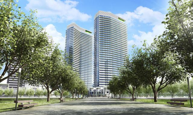 Omega on the Park at Concord Park Place by Concord Adex