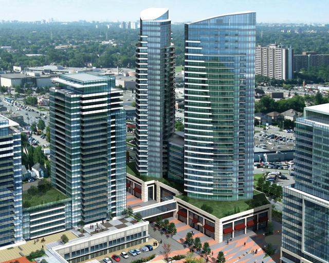 World On Yonge Urban Toronto