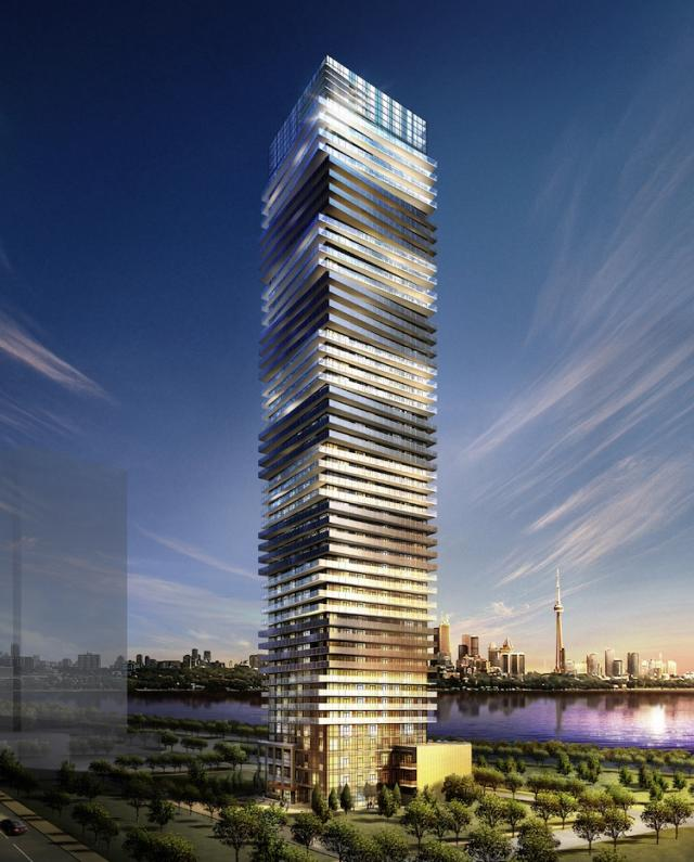 Lago at the Waterfront Condos Toronto by Mattamy Homes