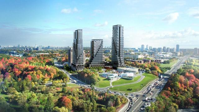 Auberge On The Park, Tridel, Graziani + Corazza Architects, Toronto