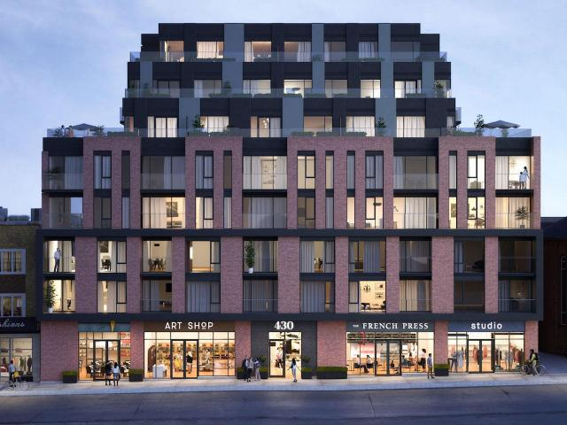 The Roncy, RAW Design, Worsley Urban Partners, Toronto