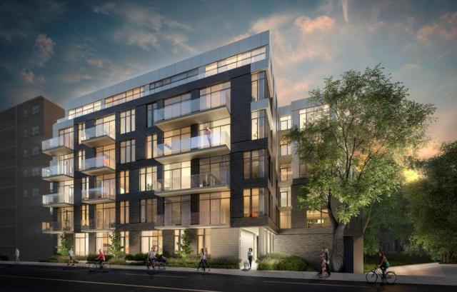 The Southwood, designed by TACT Architecture for Streetcar Developments