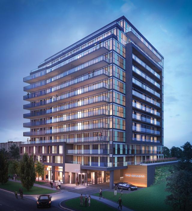 The Bennett on Bayview by RAW Design for First Avenue Properties and Latch Developments