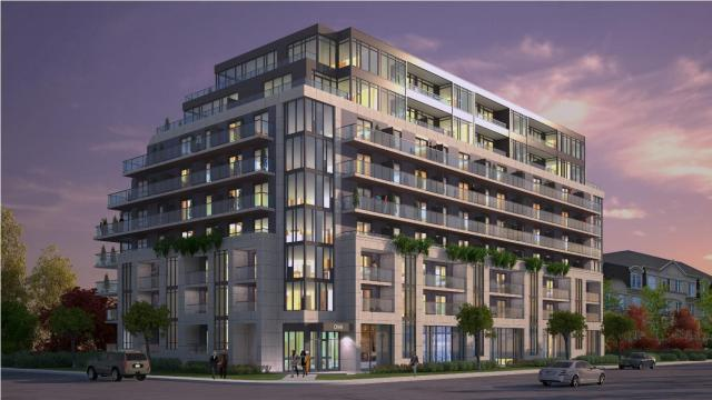 Diva Condo by KFA Architects for Torbel