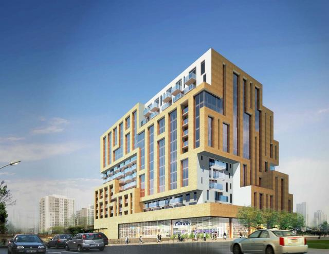 299 Campbell Avenue, Toronto Public Library, Teeple Architects, TAS