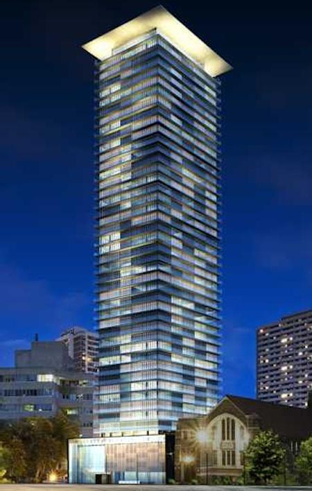 Casa Condos Toronto by Cresford Developments and architectsAlliance