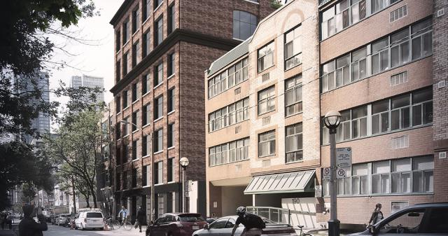 180 John Street, Allied Properties REIT, Gensler, Toronto