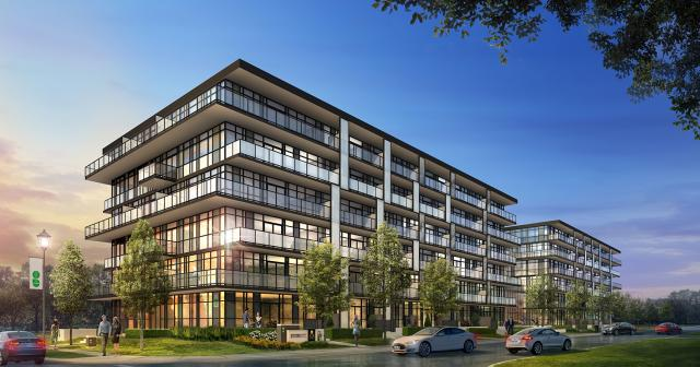 The West – Condominiums at Stationwest, Icon Architects, Adi Development Group