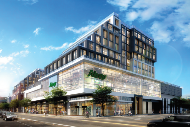 840 Dupont Street, Tridel, Turner Fleischer Architects, Toronto