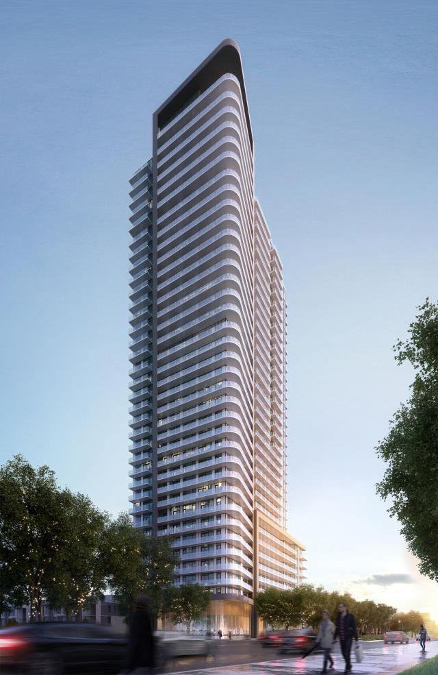 The Met, Berkley, Quadrangle Architects, Plaza, Vaughan