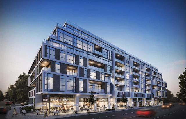 Bayview & Hillsdale, Brown Group of Companies, Kohn Partnership Architects, Toronto