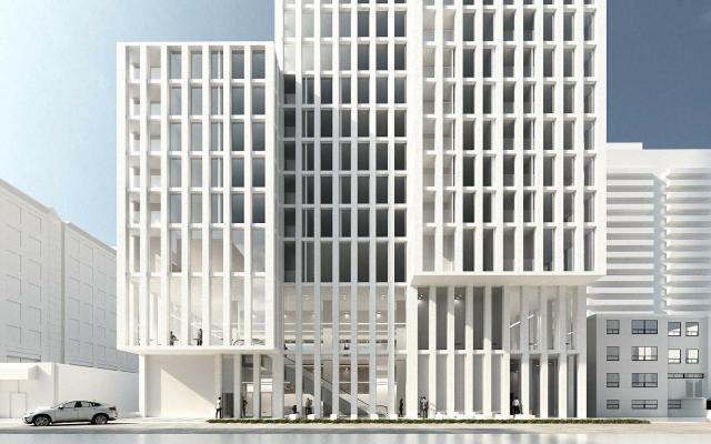 22 Balliol Residences by GH3 for Shiplake Management Company