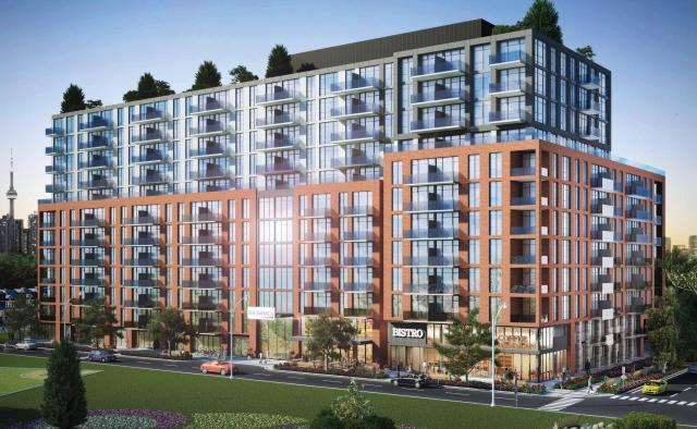 The Sumach by Chartwell, Chartwell Retirement Residences, Daniels, SvN Architects,