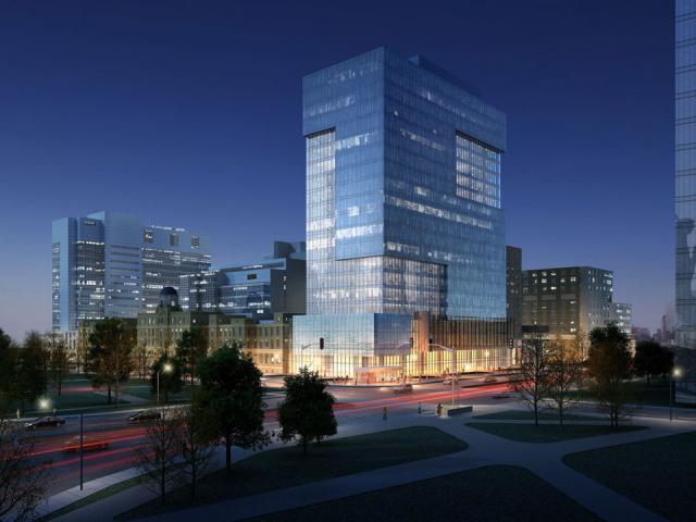 MaRS Centre Phase 2, Toronto