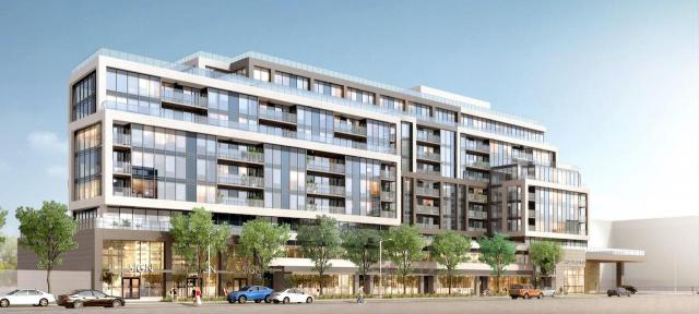 740 Dupont Street, RioCan, Turner Fleischer Architects, Toronto