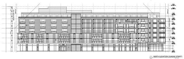 3385 Dundas Street West, Terra Firma, YYZed, Habitat for Humanity, TACT, AJ Tregebov Architect