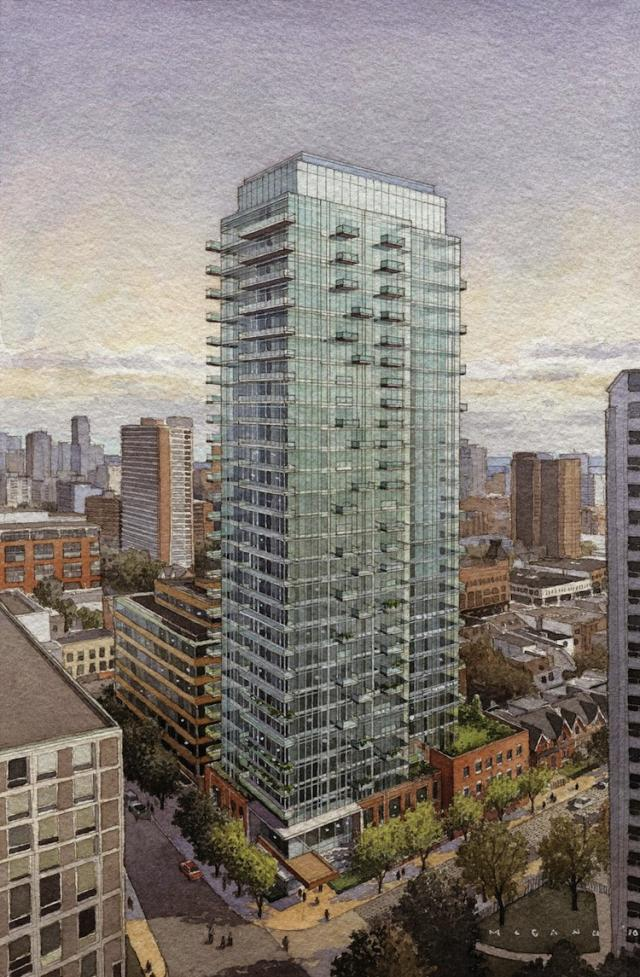 Nicholas Residences Condos Toronto By Urban Capital And Alit Developments