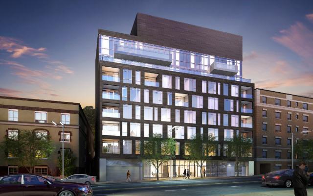 2851 Yonge Street, Muir Park Developments, Core Architects, Toronto