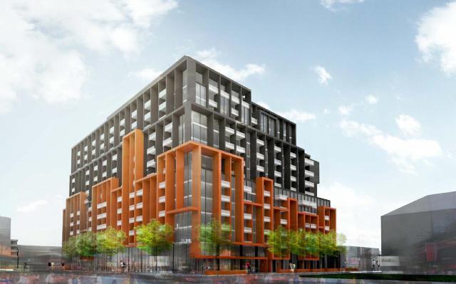 18 Eastern Avenue, Alterra, Teeple, Alexander Budrevics, Toronto
