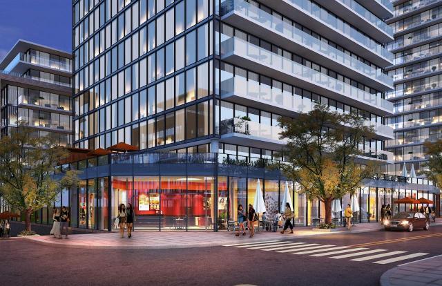 325 Bogert Avenue, Greatwise Developments, Core Architects, Toronto