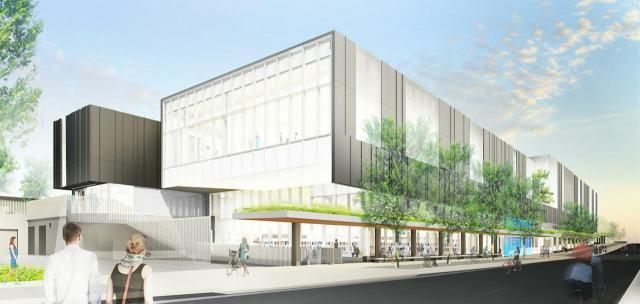 Bessarion Community Centre, MacLennan Jaunkalns Miller Architects, City of Toronto