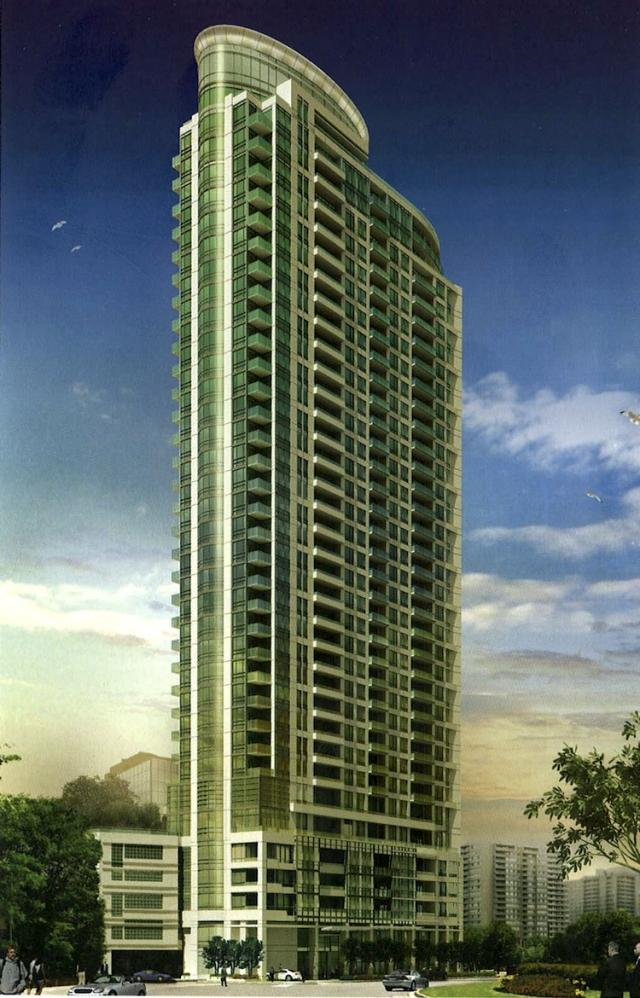 Widesuites condominiums Mississauga, by the Conservatory Group