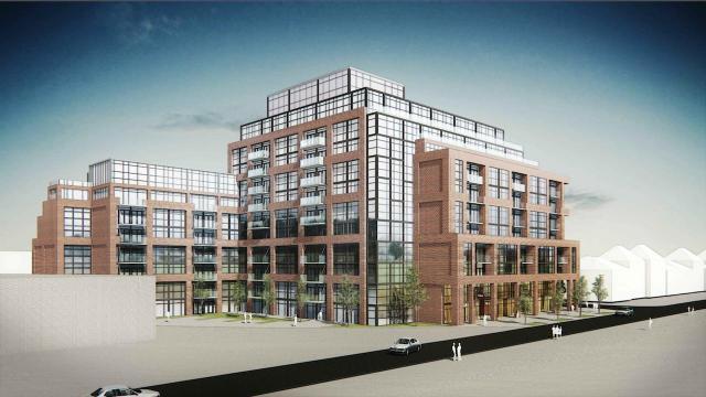 2306 St. Clair Avenue West, Marlin Spring, Graziani + Corazza Architects, Toronto